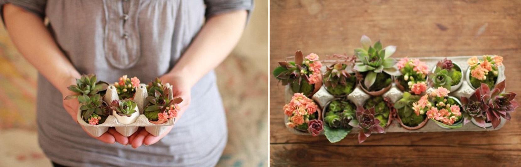 Цветы и клумбы: Кашпо для дачи своими руками
