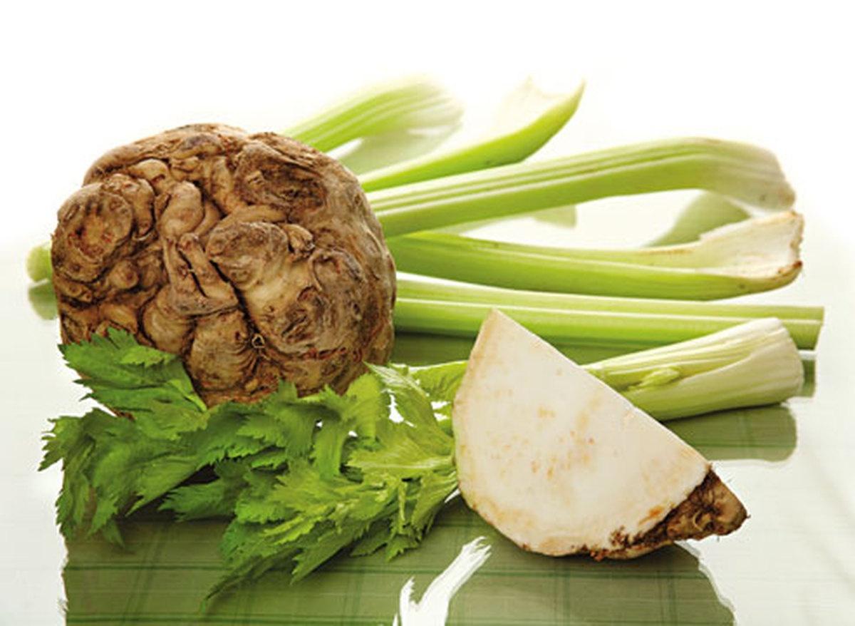 Огород: Сорта сельдерея корневого и черешкового