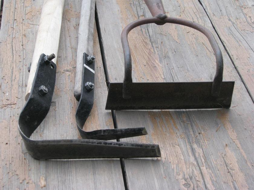 Техника и инструменты для дачи: Инструмент для дачи своими руками