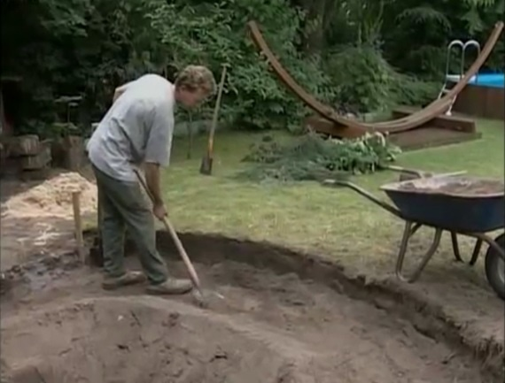Ландшафтный дизайн: Как сделать искусственный водоем на даче своими руками