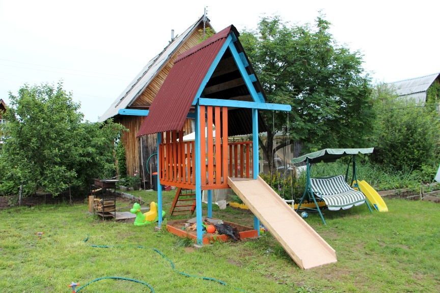 Обустройство: Делаем домик для детей своими руками