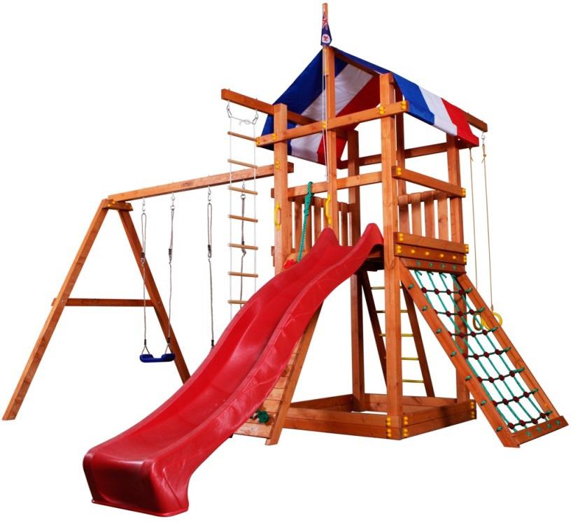 Обустройство: Детские игровые площадки для дачи