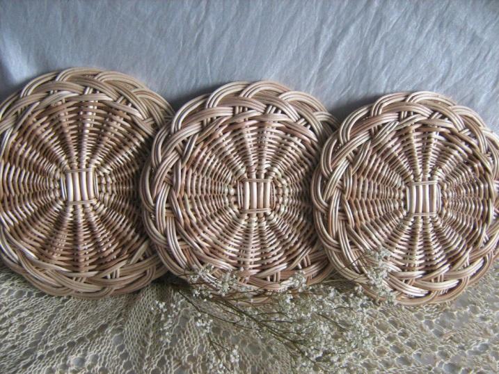 Обустройство: Плетение из прутьев своими руками