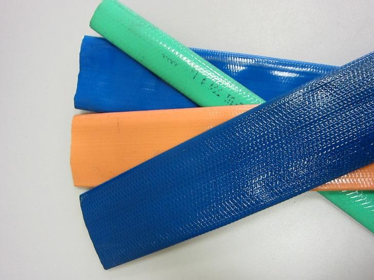Техника и инструменты для дачи: Плоский шланг