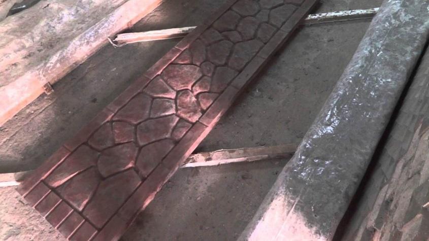 Обустройство: Изготовление тротуарной плитки своими руками для дачи