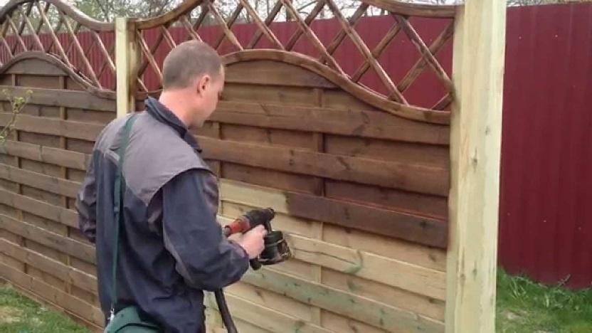 Защита древесины своими руками