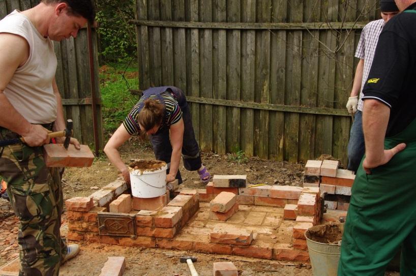 Обустройство: Как изготовить мангал для дачи своими руками