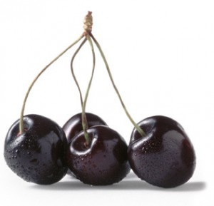 Сад: Черная вишня
