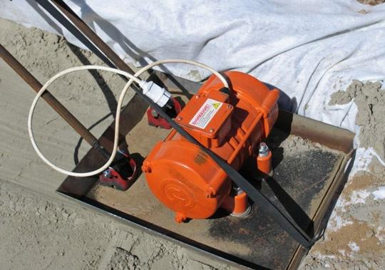 Техника и инструменты для дачи: Двигатель для виброплиты