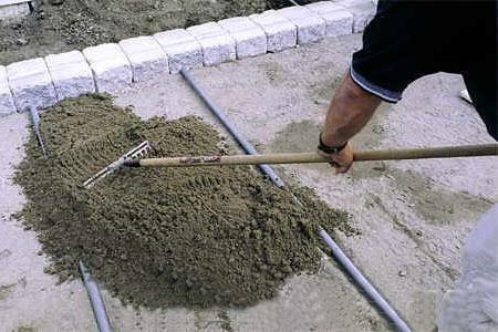 Обустройство: Подготовка сухого основания для укладки плитки