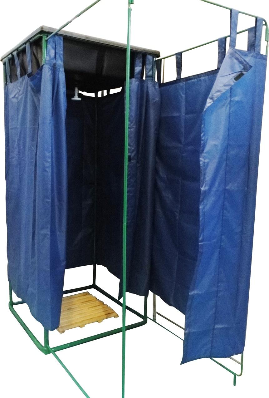 Обустройство: Летний душ на даче своими руками