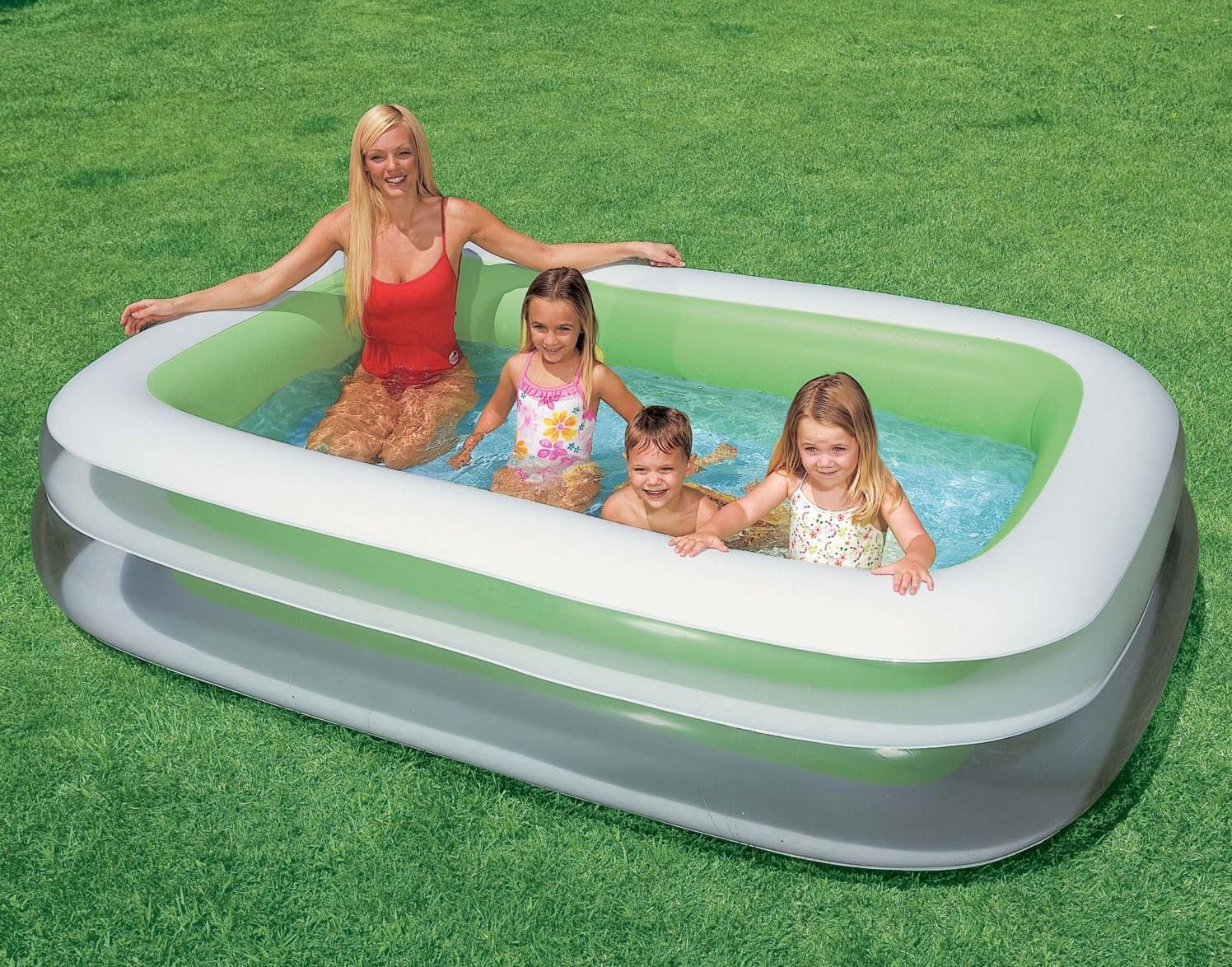 Обустройство: Какой бассейн выбрать для дачи?