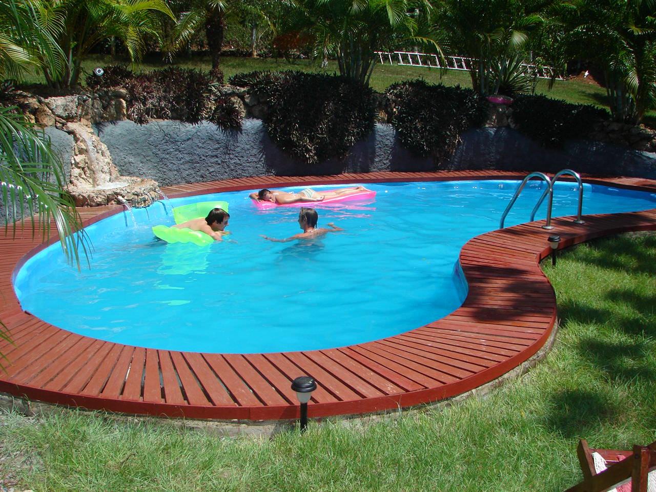 Обустройство: Дачный бассейн своими руками