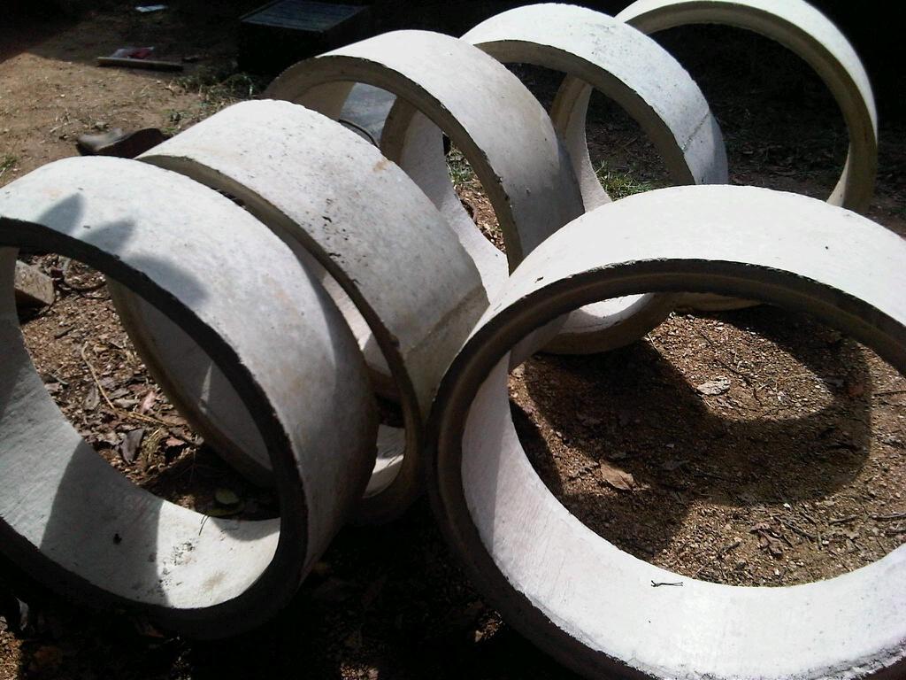 Обустройство: Как сделать погреб из бетонных колец правильно