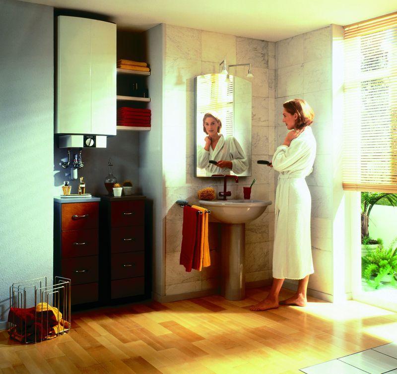 Техника и инструменты для дачи: Установка водонагревателя на даче