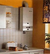 Техника и инструменты для дачи: Газовый водонагреватель для дачи