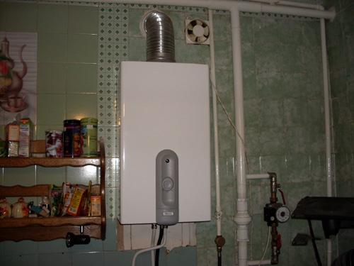 Техника и инструменты для дачи: газовый нагреватель