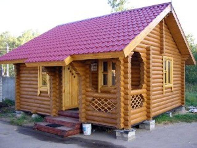 Обустройство: Как построить баню на даче?