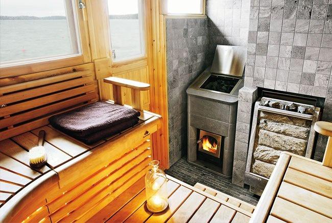 Обустройство: Газовые котлы для отопления бани