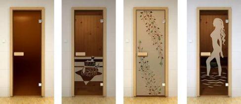 Обустройство: виды стеклянных дверей