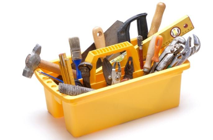 Обустройство: инструменты