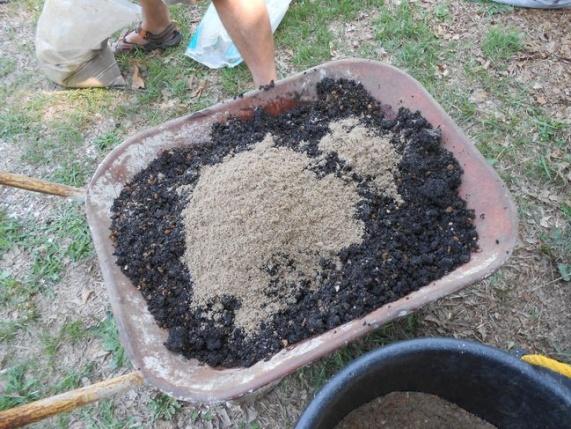 Сад: минеральные удобрения