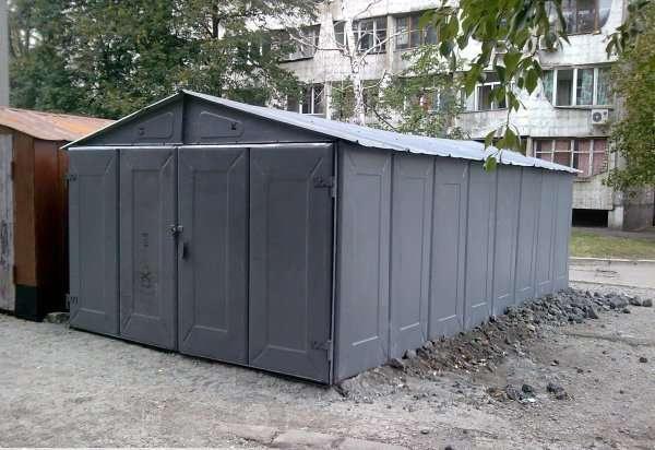 Сколько стоит фундамент для гаража