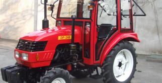 Мини-трактор для дачи